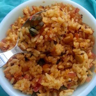 Okra Rice