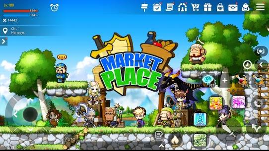 MapleStory M Apk – Open World MMORPG 8