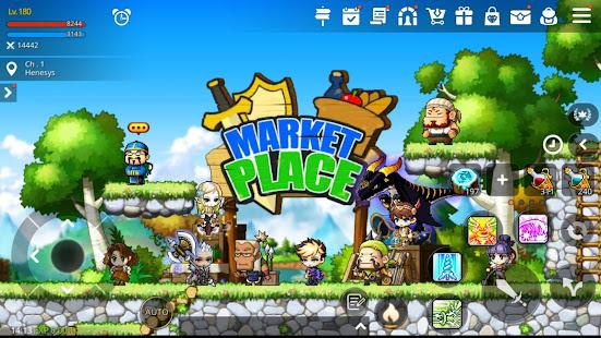 Download Full MapleStory M - Open World MMORPG 1.5000.1807 APK