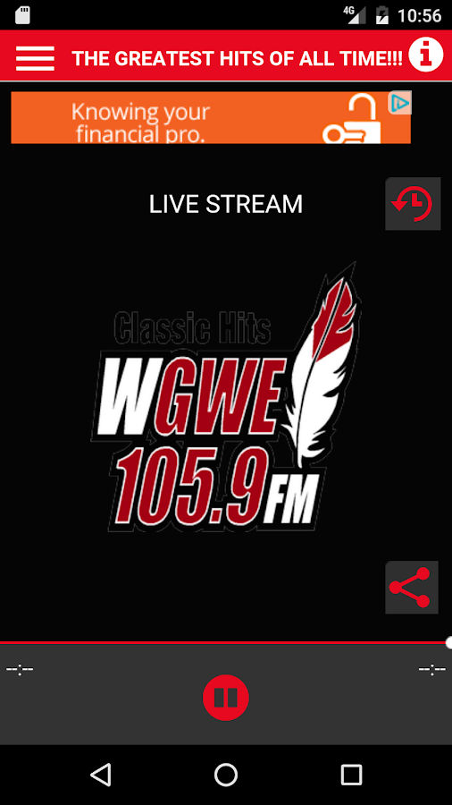 WGWE-FM- screenshot