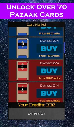 Pazaak Cantina - Card RPG ud83cudf0c 2.0.1.4 screenshots 6