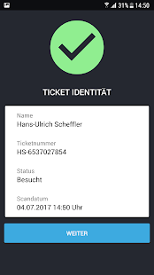 Ticketmade Scan- screenshot thumbnail