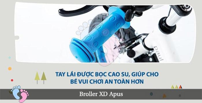 Xe đạp cho bé Broller XD Apus 12