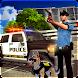 US Police Crime Car Chase