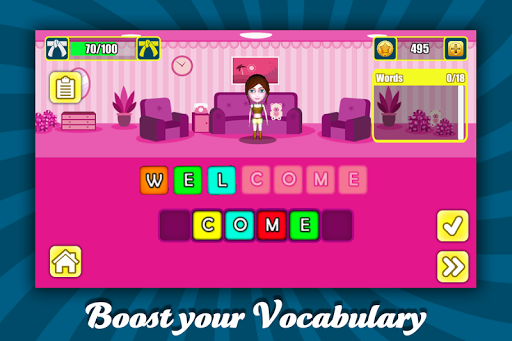 Kids Words Learning Game
