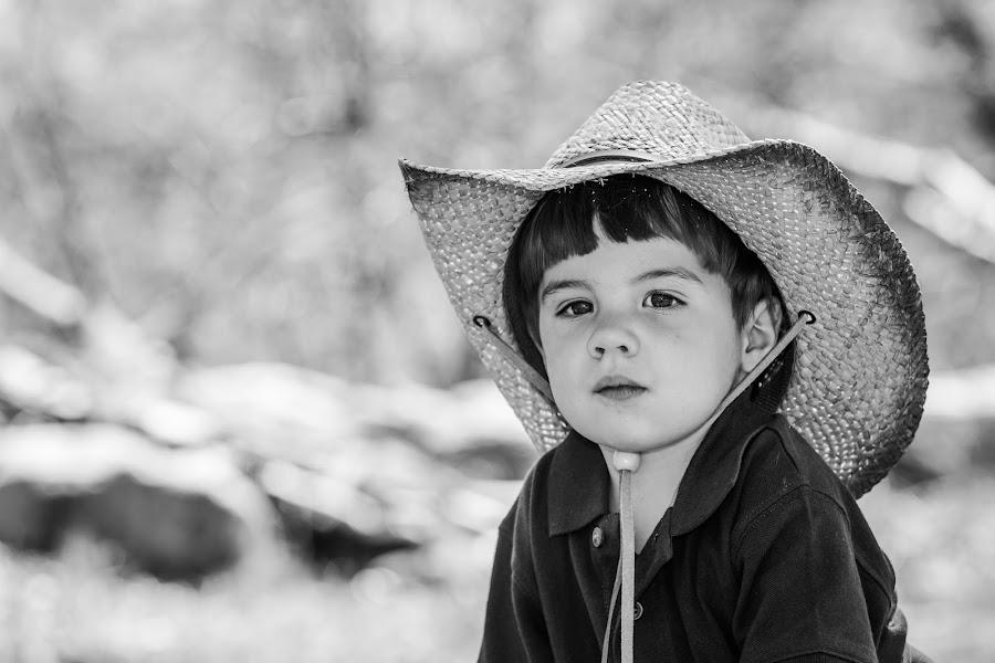 Cowboy Thoughts by Billy Brooks - Babies & Children Children Candids