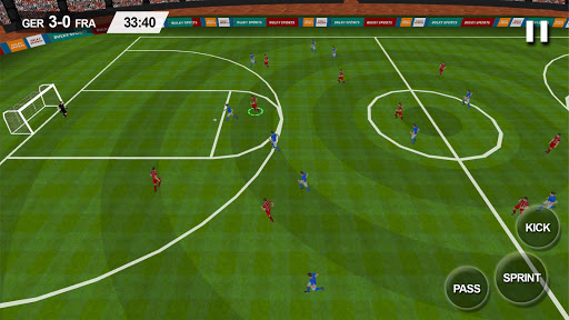 Real Soccer 2016 - Euro Cup