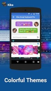 Kika Emoji Keyboard Pro + GIFs v3.3.6.1