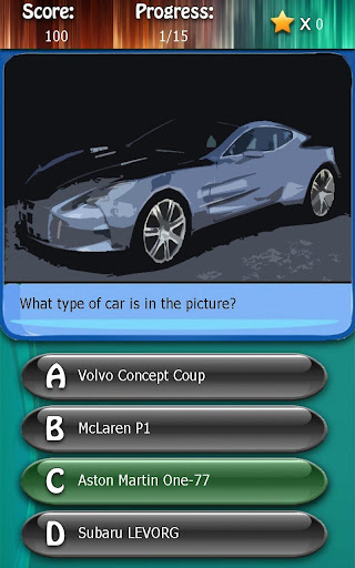 Future Concept Cars Quiz HD