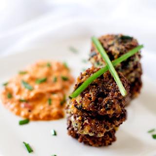 Quinoa Fritters Recipe