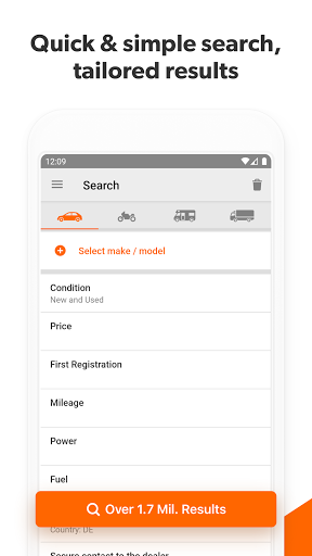 mobile.de – Germany's largest car market 8.11.1 screenshots 3