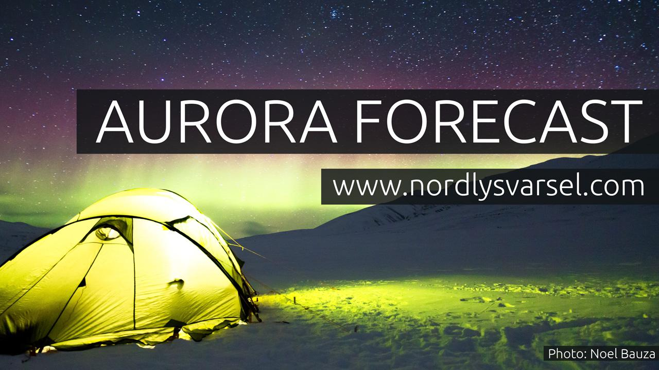 Aurora forecast- screenshot