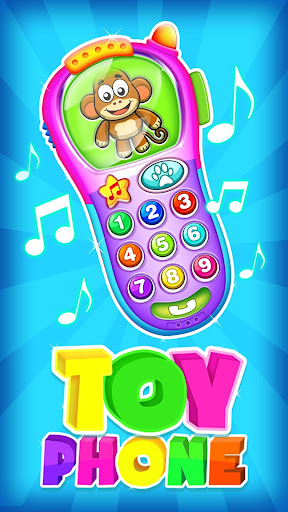 Toy phone: Sensory apps for Babies and Toddlers 1.0 screenshots 1