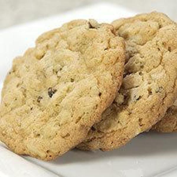 Oatmeal Crispies Recipe