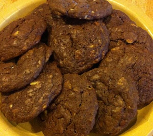 Hershey's Doubly Chocolate Cookies Recipe