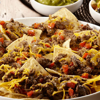 Beef Nachos Supreme Recipes
