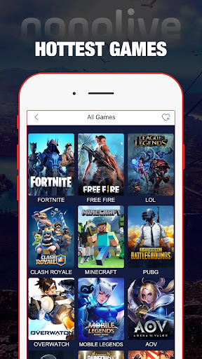 Nonolive - Game Live Streaming & Video Chat screenshot 5