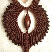 Weave macrame