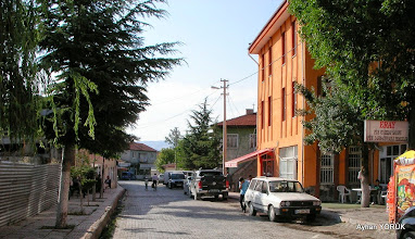 Photo: Kıbrısçık İlçesi/Bolu - 28.08.2014
