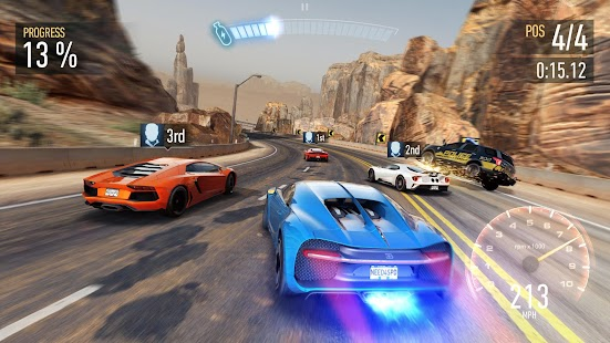 need for speed no limits vr mod apk data