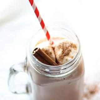 Hot Chocolate with Cinnamon.