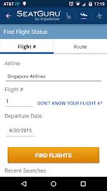 SeatGuru: Maps+Flights+Tracker Screenshot 4