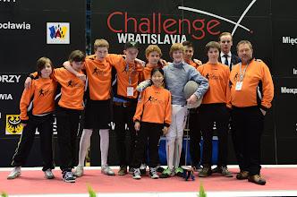 Photo: even poseren voor Wrocław 2013...