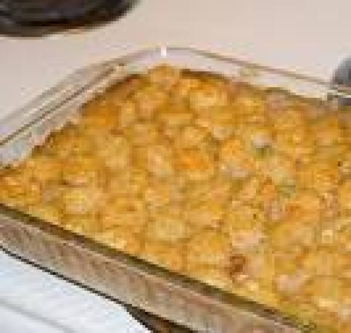 Beefgreen Bean Tator Tot Casserole | Just A Pinch Recipes