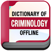 Criminology Dictionary Pro