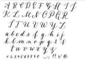 Calligraphy Lettering - screenshot thumbnail 07