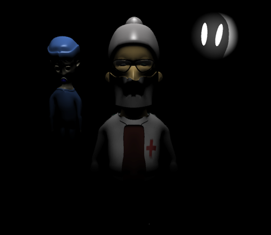 android Hospital of Darkness Screenshot 2