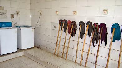 Photo: Washing machines in Friendship student residence