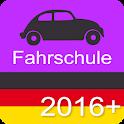 Führerschein Fahrschule 2016 icon