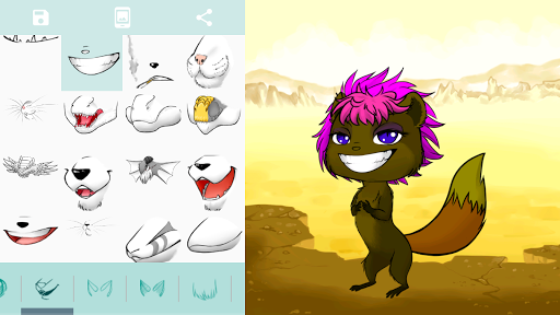 Avatar Maker: Fantasy Chibi screenshot 9