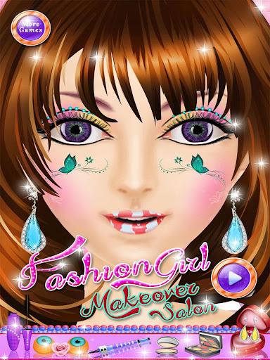 Fashion Girl Makeover Salon