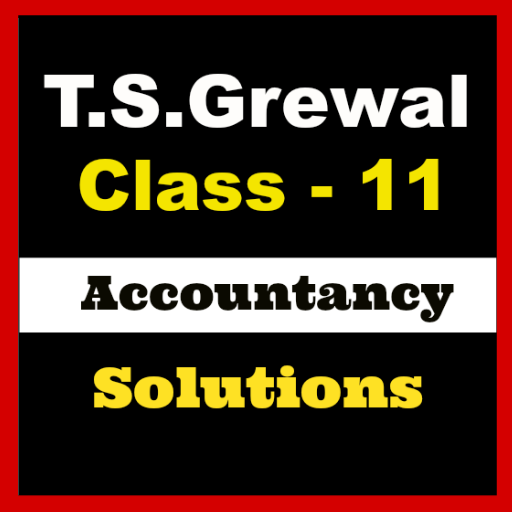 Account Class-11 Solutions (TS Grewal) - Apps on Google Play