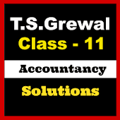 Account Class-11 Solutions (TS Grewal)