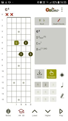 Oolimo Guitar Chords screenshot 6