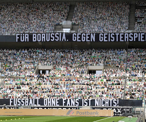 Bundesliga: le retour du public n'est pas pour tout de suite