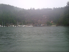 Photo: Bedwell Harbor - South Pender Island.