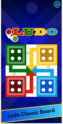 Ludo Classic Board Game : Free Dice Board Game android2mod screenshots 1