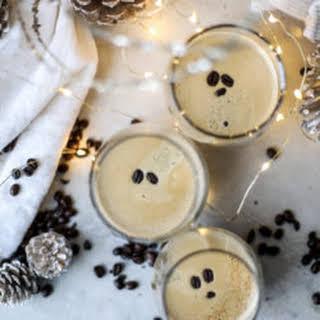 Espresso Martinis.