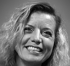 Catherine CHARPENTIER, franchisée témoin AXA jeudi 03 octobre Lorient