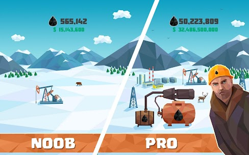 Idle Oil Tycoon: Gas Factory Simulator 7