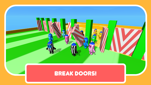 Fall Boys: Ultimate Knockdown Donu00b4t Fall Guys modavailable screenshots 4