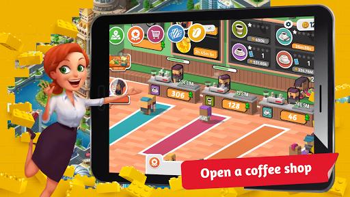 Cafe Seller Tycoon 1.1.1 screenshots 2