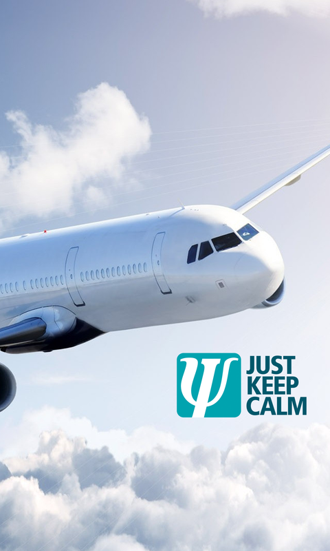 JustKeepCalm: On a Plane- screenshot