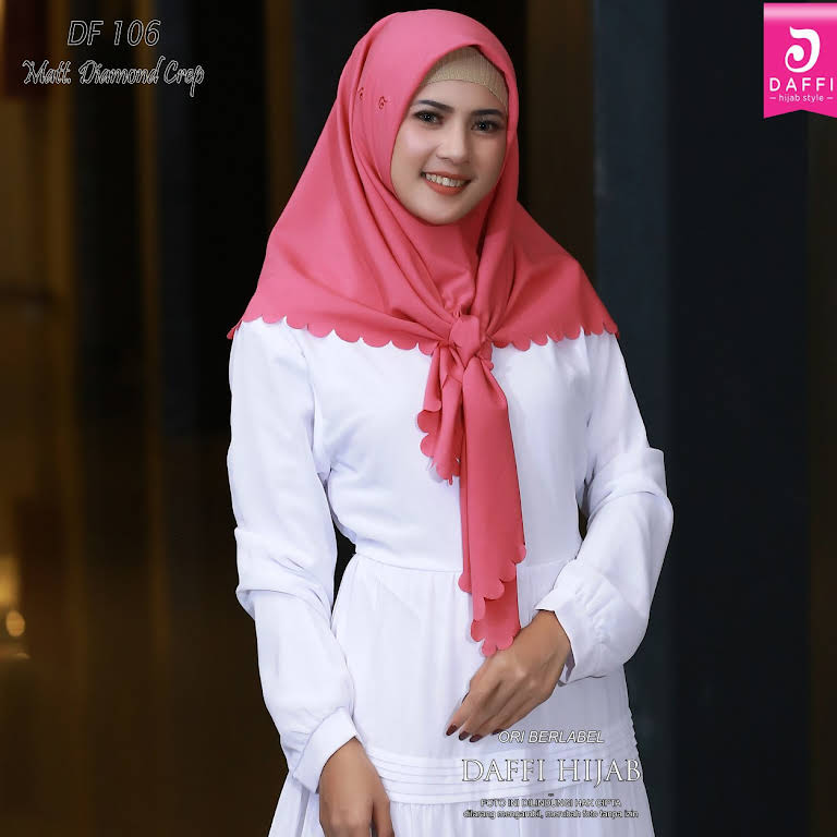 Agen Daffi Hijab Desvika Hijab Toko Aksesori Pakaian