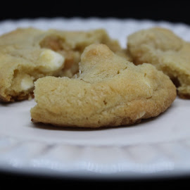 Broken Cookie by Rohan Jackson - Food & Drink Candy & Dessert ( cookie plate, chocolate chip )