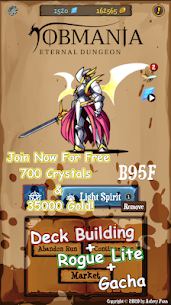 Jobmania – Eternal Dungeon MOD APK [Unlimited Money + Unlocked] 1